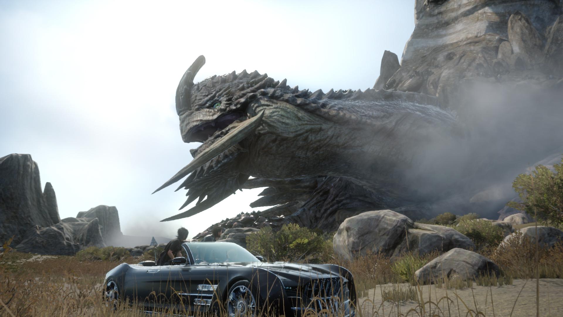 Final Fantasy XV primeşte un nou trailer