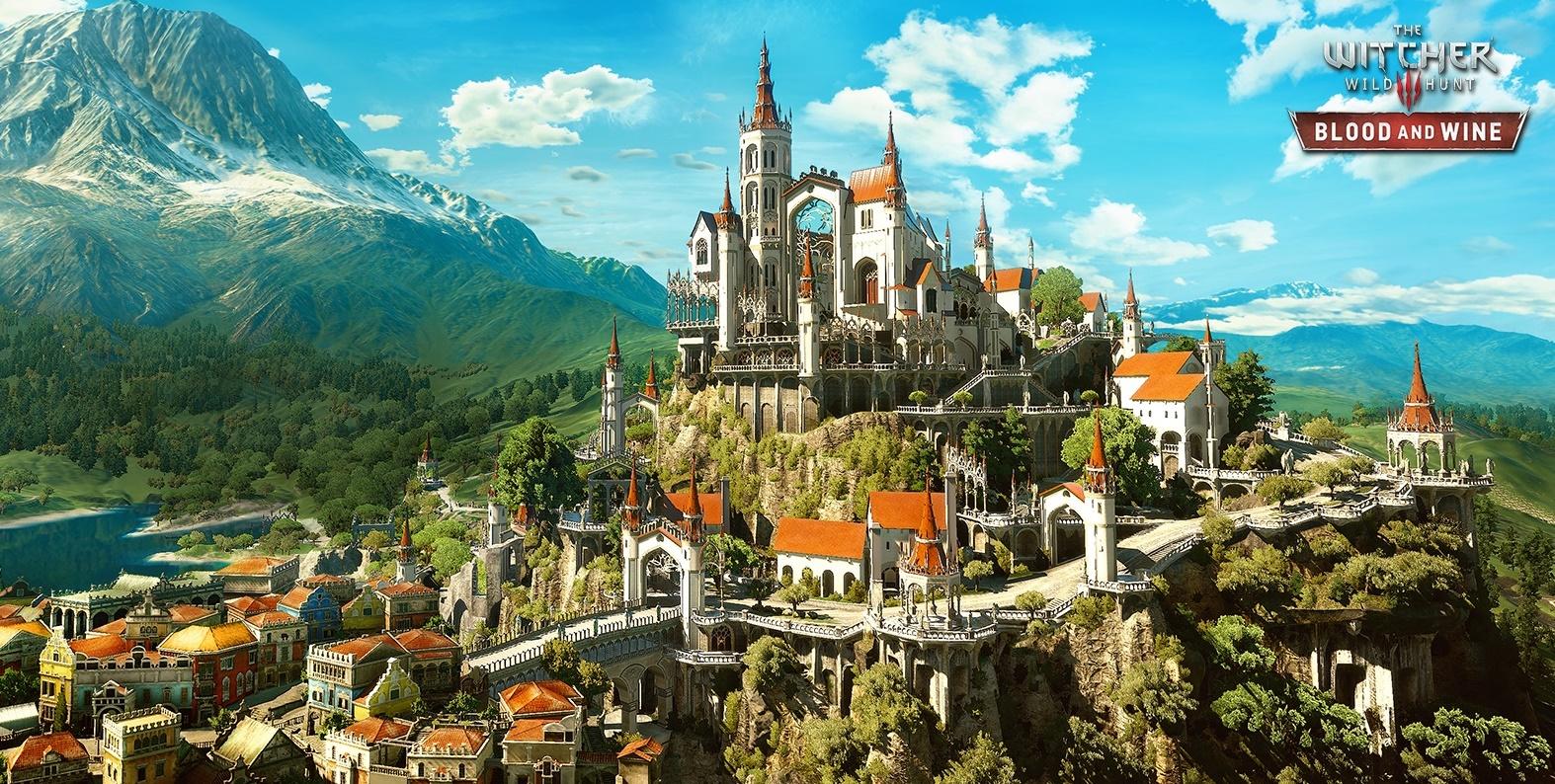 Admiră noua zonă din The Witcher 3 Blood and Wine