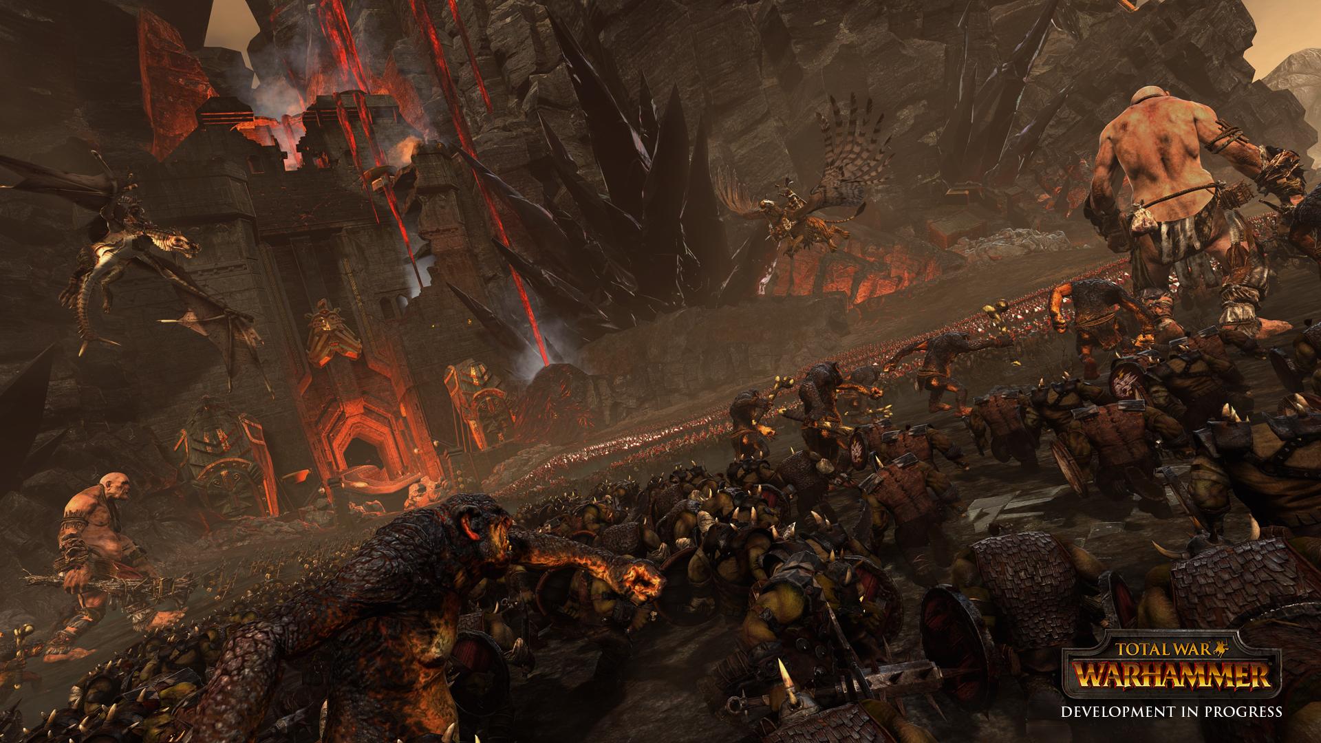 Un nou trailer pentru Total War: Warhammer