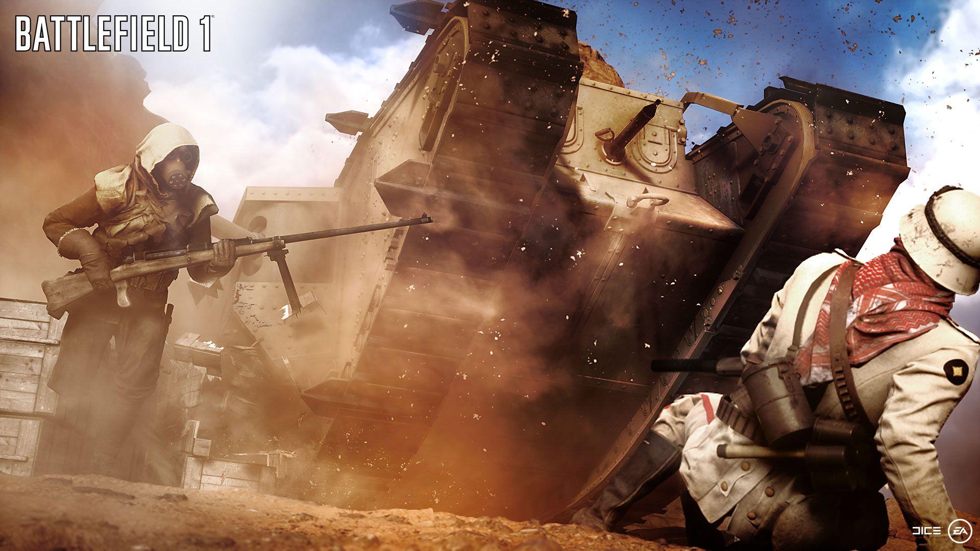 Battlefield 1 a fost anunţat oficial