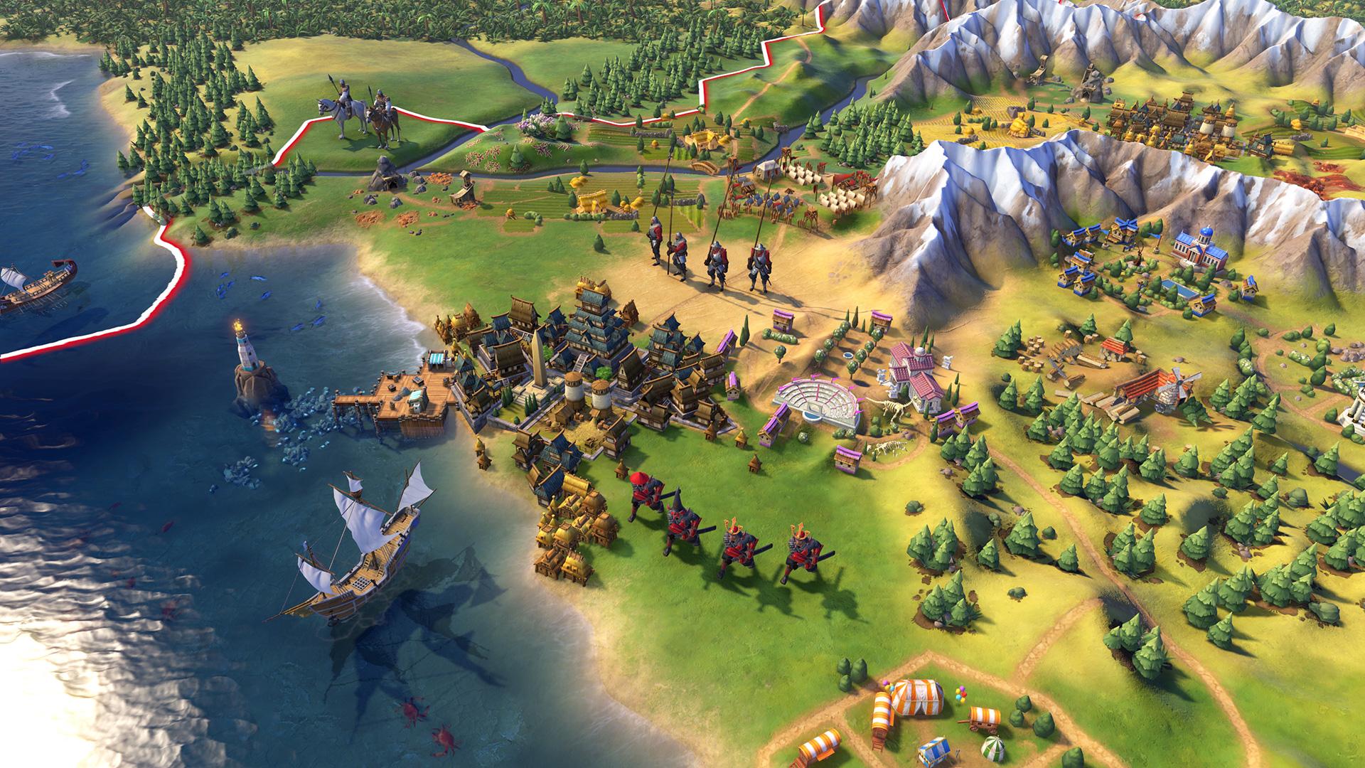 Civilization VI a fost anunţat