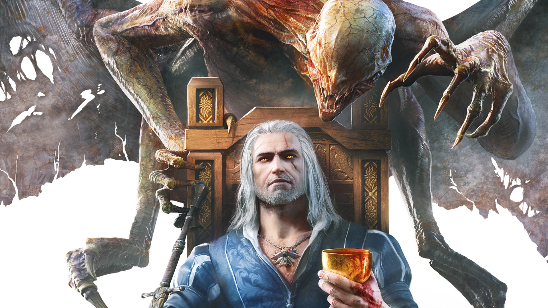 Witcher III: The Wild Hunt - Blood and Wine a fost lansat