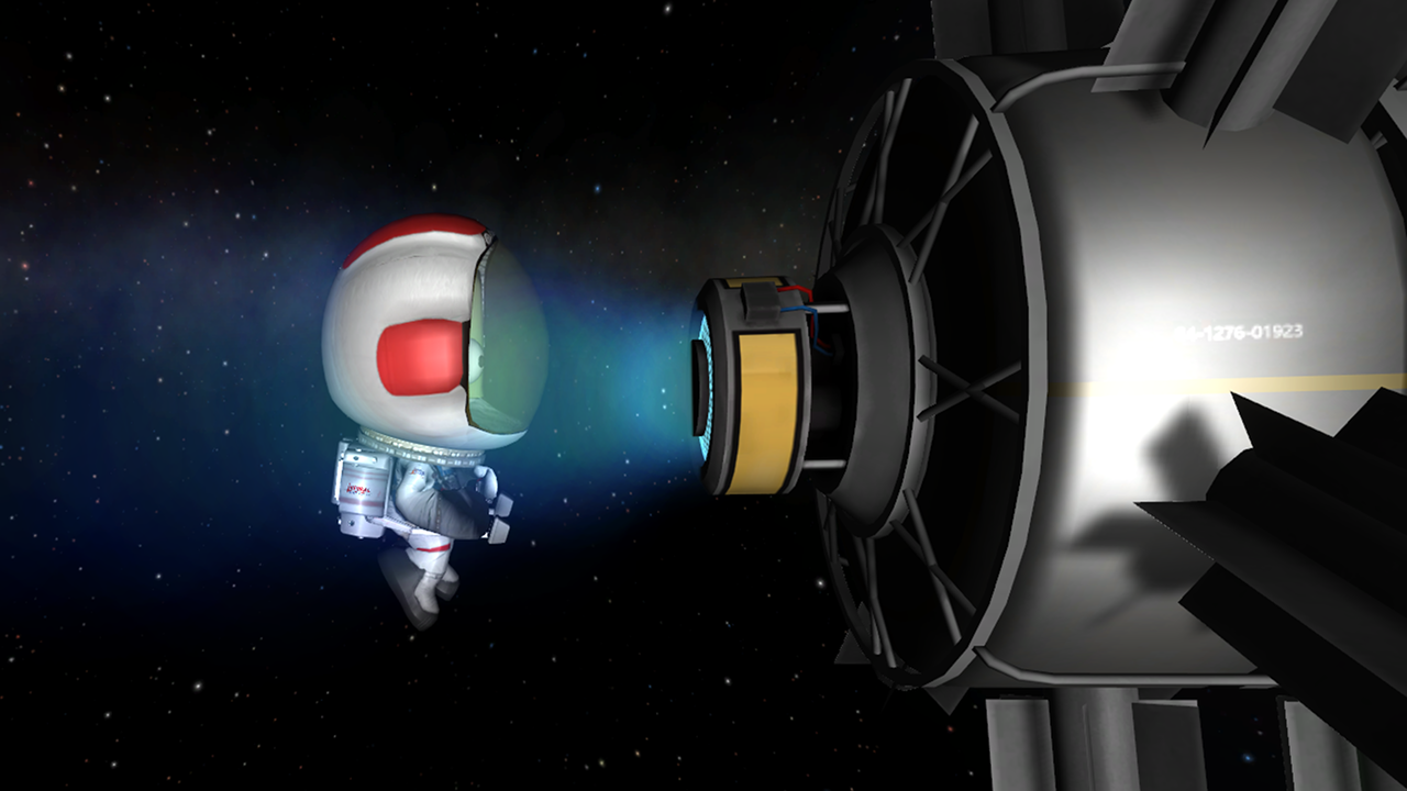Kerbal Space Program rămâne fără Felipe Falanghe
