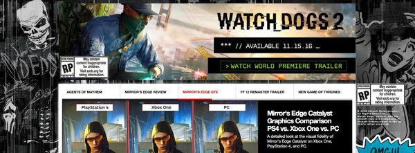 Mai multe detalii despre Watch Dogs 2