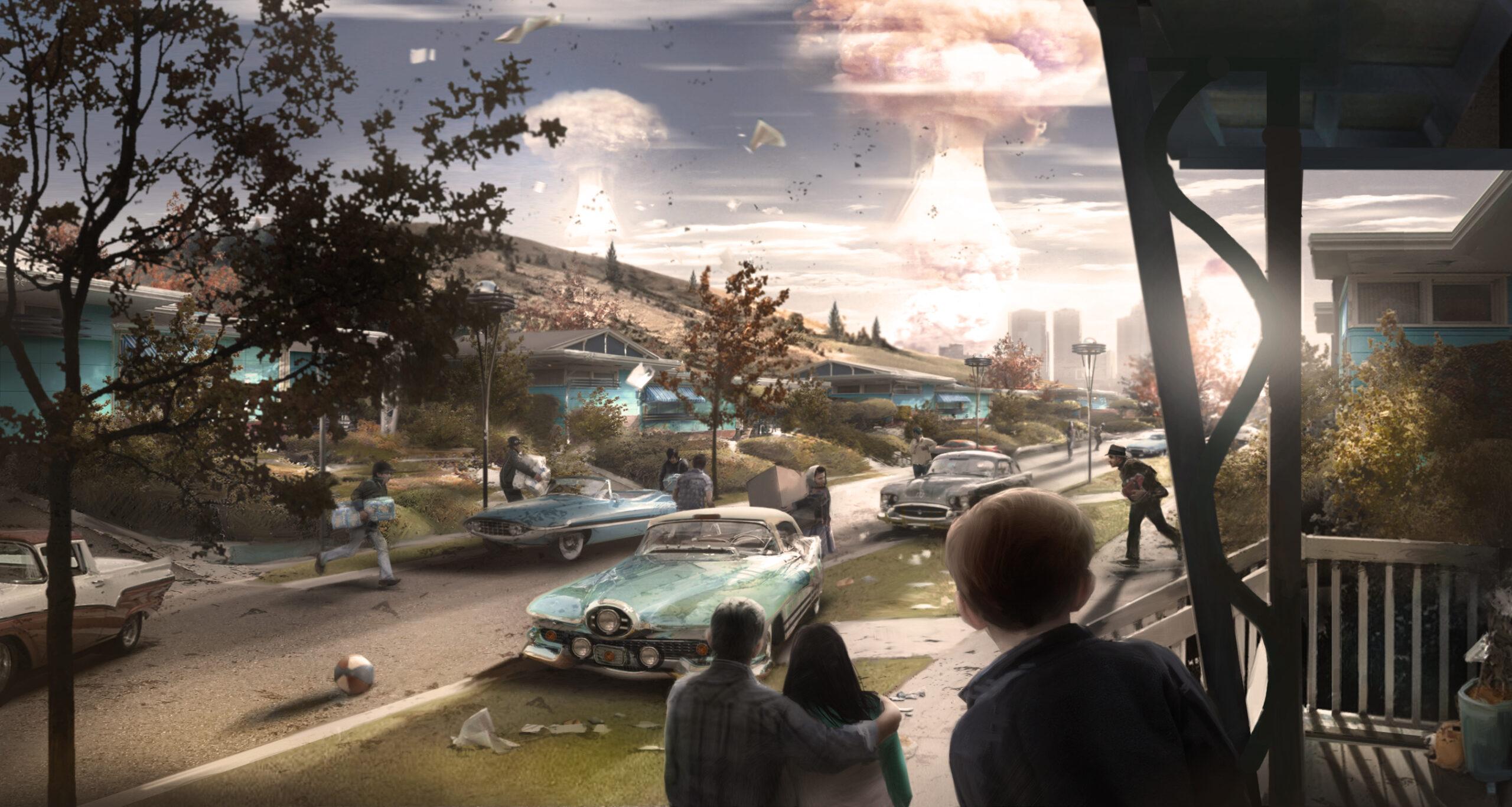 Când Fallout 4 devine gratuit...