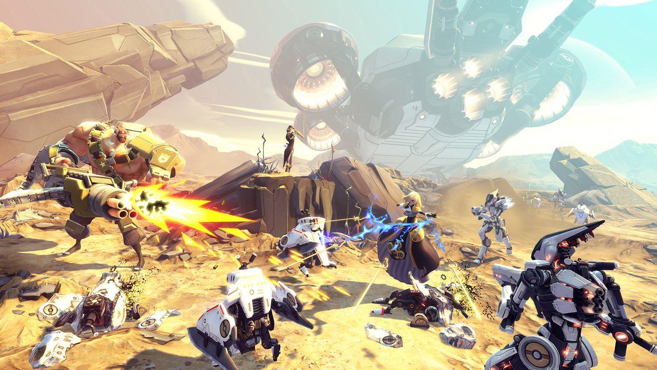 Gearbox îşi pierde autorul principal pentru Battleborn