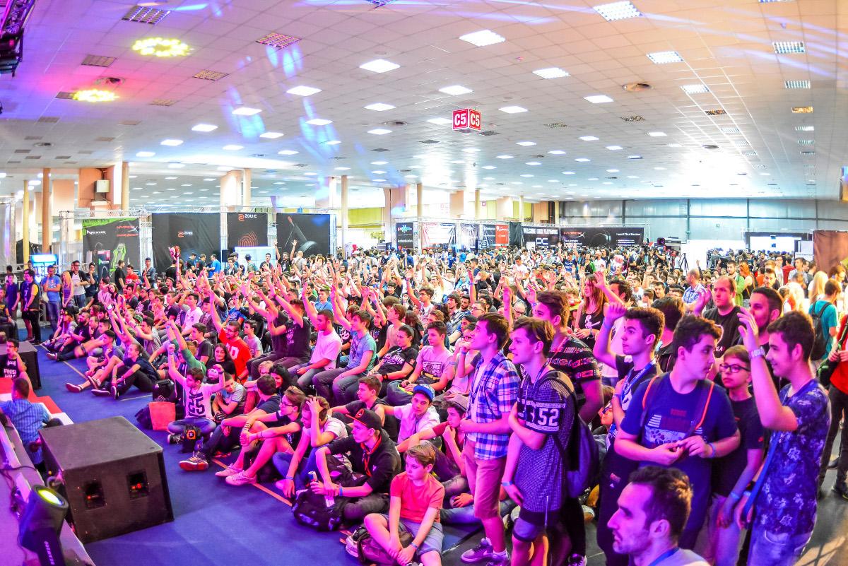 ESL Arena ne descrie Comic Con 2016 prin numere