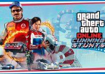 Grand Theft Auto Online: Cunning Stunts a fost lansat