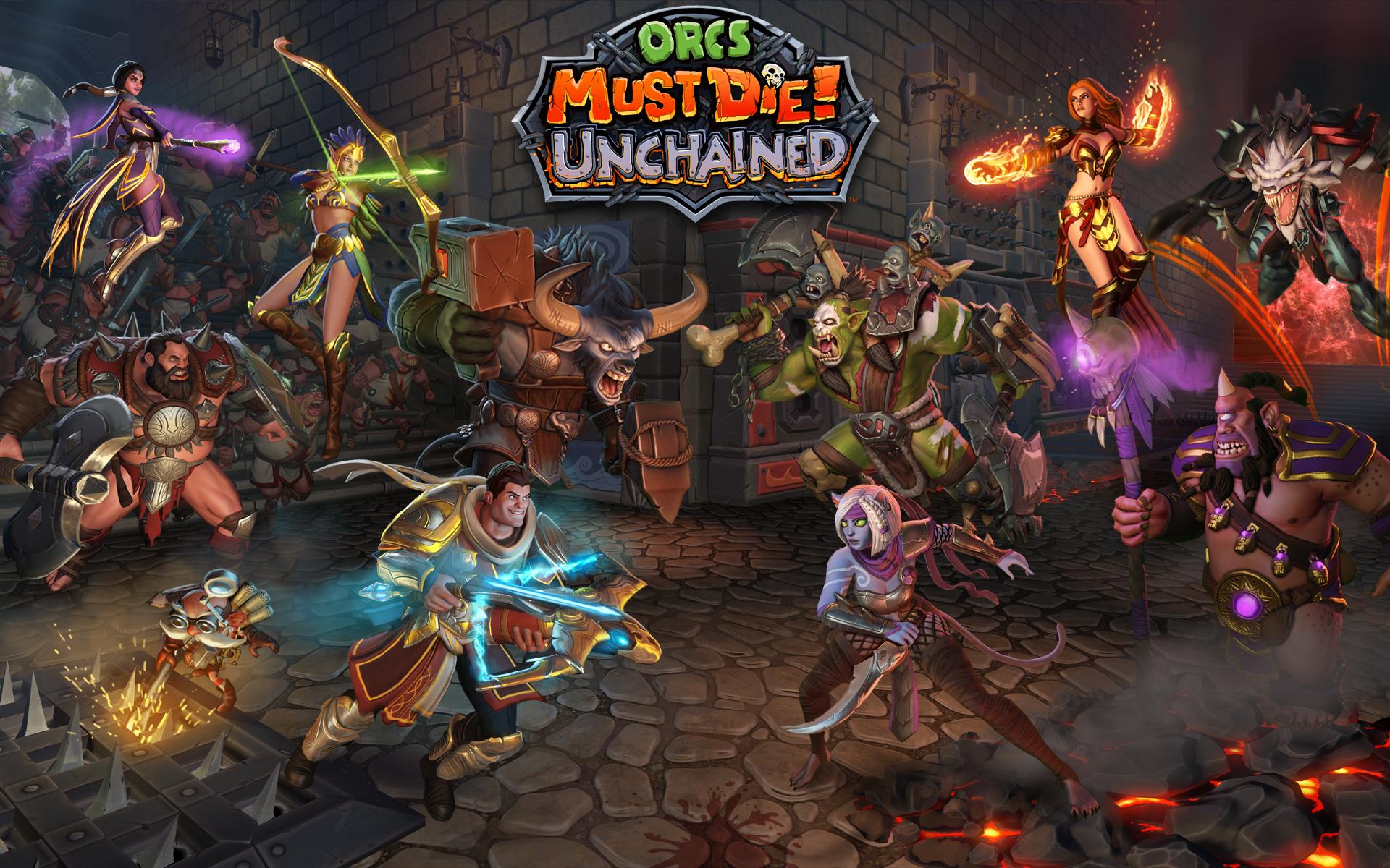 Orcs must die! Unchained adaugă un nou erou