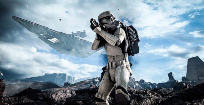 A sosit modul offline pentru Star Wars Battlefront