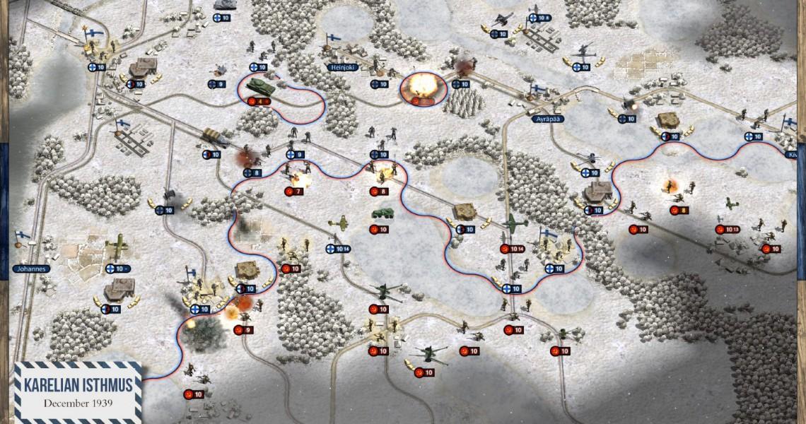 Order of Battle: Winter War a fost lansat