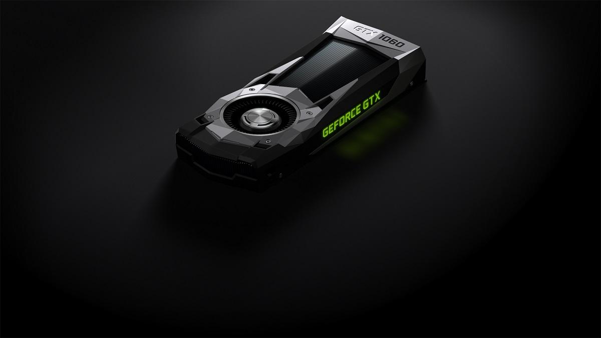 NVIDIA lansează GeForce GTX 1060