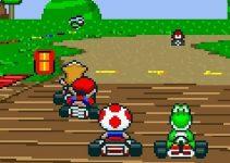 N2-NIVELUL2-Super-Mario-Kart-Review-SNES-Classic-Mini-Super-Nintendo-Vlad-Costea