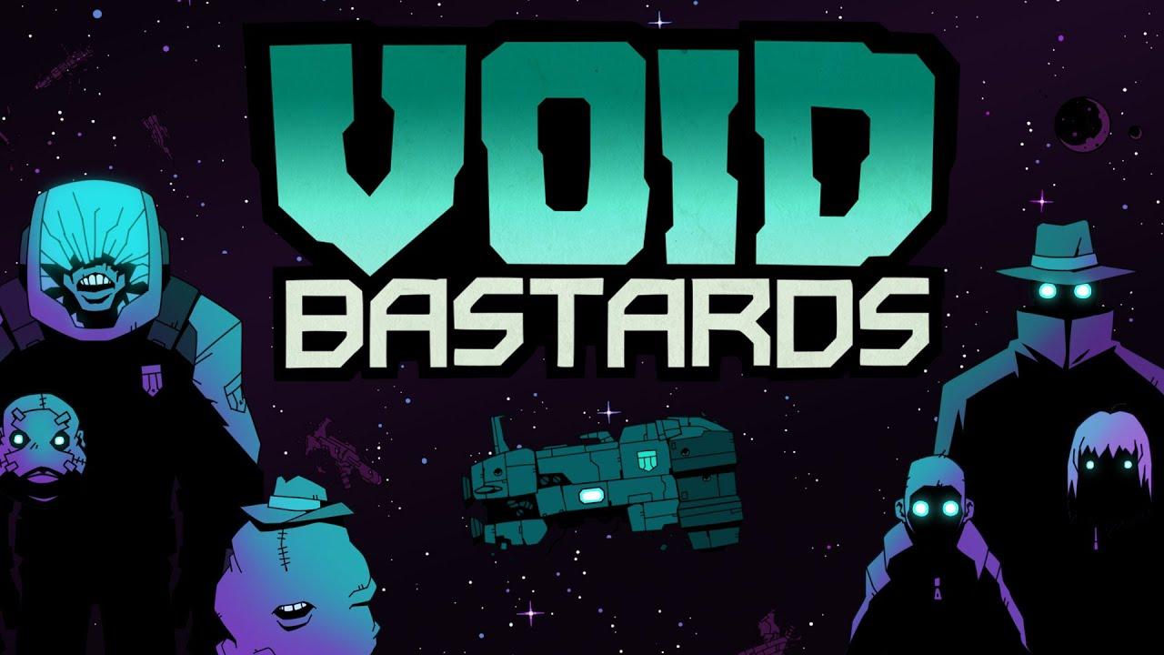 Void Bastards Banner Nivelul2